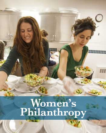 Women's Philanthropy
