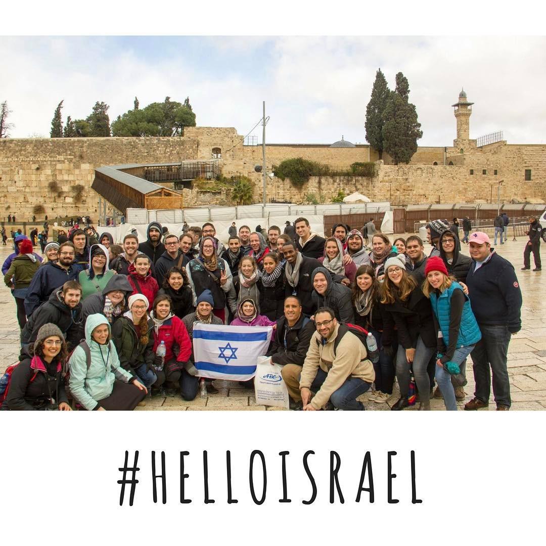 Taglit - Birthright Israel
