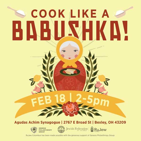 RuJew: Cook Lika a Babushka