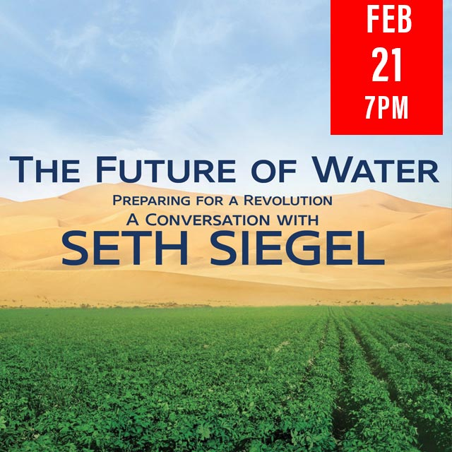 The Future of Water - Seth Siegel