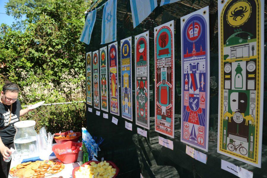 Israli Sukka Celebration 2018