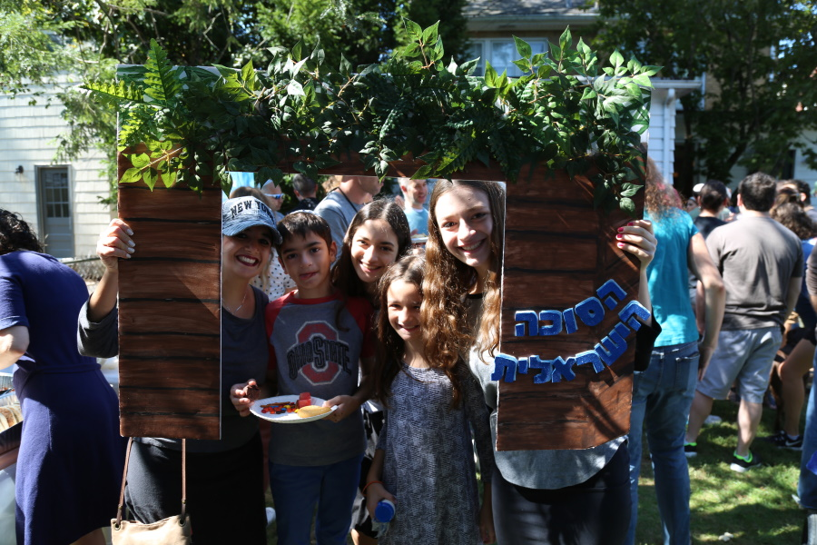 Israeli Sukka Celebration 2018