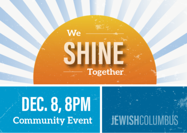 We Shine Together Basic Graphic