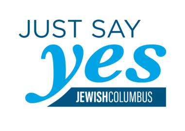 Just Say Yes Logo_Full Color Light